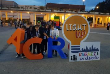 Light Up! – Ragazzi in Sinodo