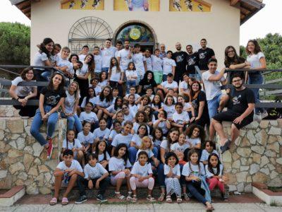 """""""La Speranza alle porte dell'Amore"""" – Campo ACR 2019"""